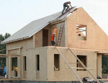 Когда рекомендовано каркасно-щитовое строительство?