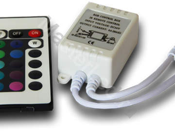 Сфера применения RGB контроллера
