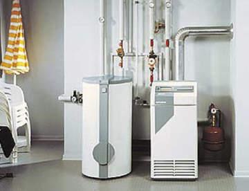 Дровяное отопление с водяным контуром