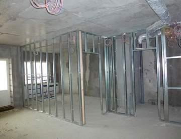 Ремонт квартир с помощью гипсокартона
