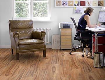Выбор ламината для офиса