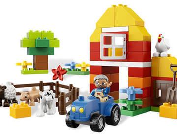 Конструктор «Лего Дупло» по оптимальной стоимости