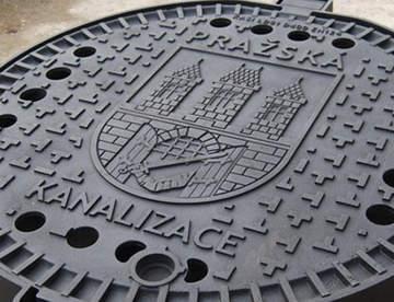Чугунные канализационные люки