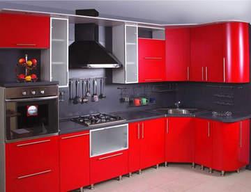 Особенности мебельных фасадов для кухни