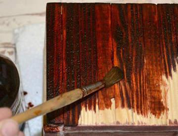 Как придать древесине благородный вид