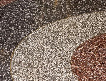 Мозаичные полы и натуральный камень – новая веха отделочных работ