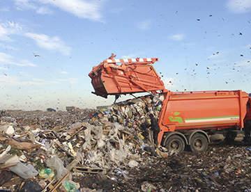 Вывоз мусора из квартиры по-московски