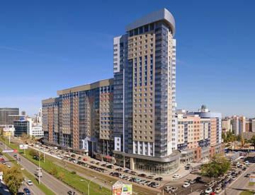 Квартиры от застройщика в Екатеринбурге