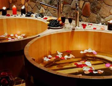 Особенности изготовления японской бани