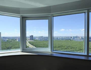 Панорамное остекление балкона советы по ремонту дома и кварт.