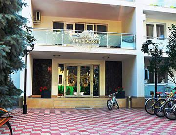 Vele Rosse - лучший отель Одессы