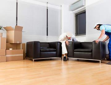 Как переехать целым офисом