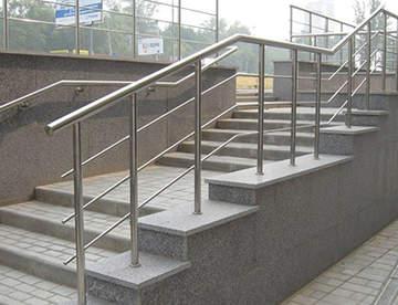 Поручни для лестниц
