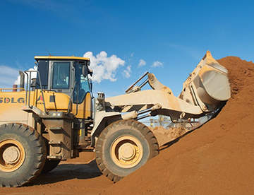 Песок: необходимый материал любой стройки