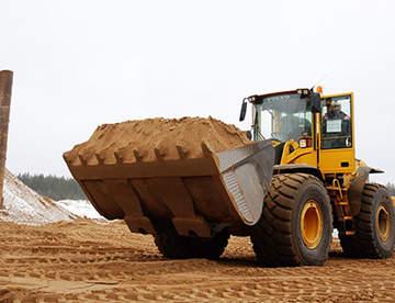 Виды песка и особенности их применения