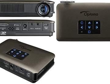 Пико-проектор Optoma Pico PK320