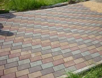 Преимущества укладки тротуарной плитки