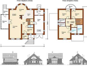 Проект дома. Принципы проектирования