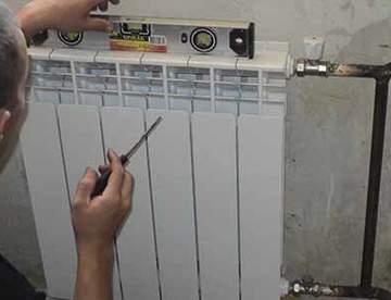 Особенности замены радиаторов отопления