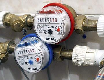 Преимущества установки счетчиков воды