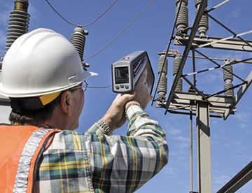 Обследование электрических сетей