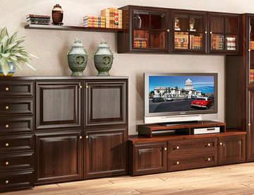 Шпонированная мебель - все преимущества натурального дерева