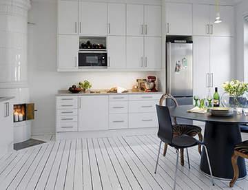 Скандинавский стиль в дизайне интерьеров