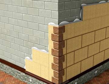 Основные особенности утепления фасадов