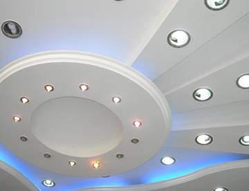 Встраиваемые потолочные светильники: применение, виды и актуальность