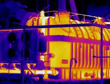 Тепловизионный контроль электрооборудования
