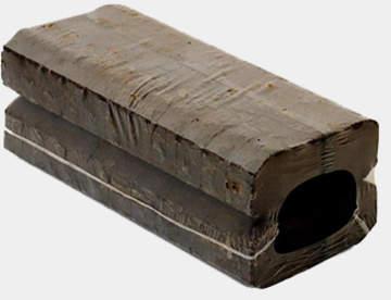 Торфяные брикеты - экологически чистое топливо