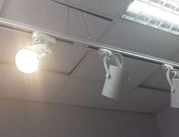 Трековые подвесные светодиодные светильники