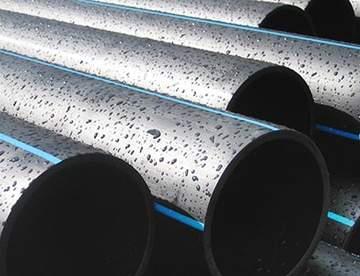 Преимущества полиэтиленовых труб для канализации