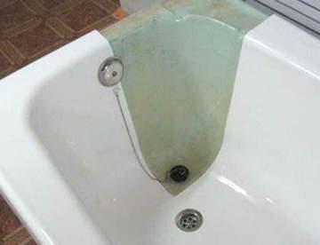 Технология наливной ванны