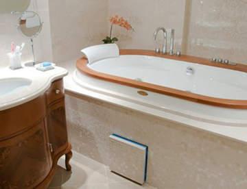 Новый вид вашей ванной от «Люкер»