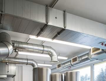 Вентиляция производственных помещений: разновидности и преимущества