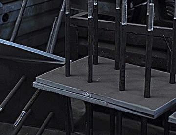 Закладные детали - залог прочности сооружений