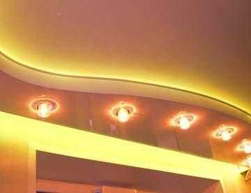 Многоуровневые потолки: эффектный элемент дизайна для креативных хозяев