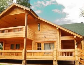 Преимущества и недостатки деревянных домов