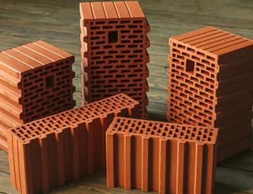 Керамические крупноформатные поризованные Блоки Braer