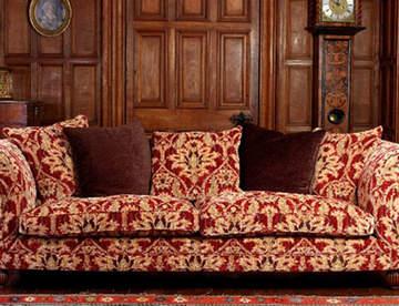 Мебель в английском классическом стиле