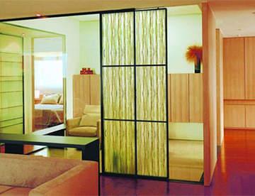 Двери из стекла – особенности конструкции