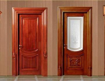 Почему межкомнатная дверь должна быть деревянной