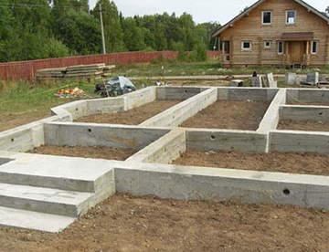 Любое строительство начинается с фундамента