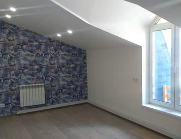 Отделка стен в помещениях с использованием обоев