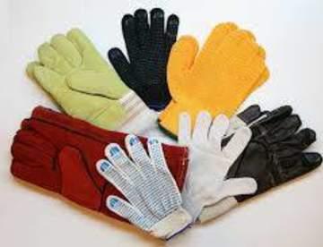 Рабочие защитные перчатки. Виды и предназначения