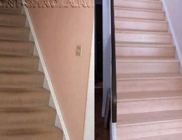 Ремонт деревянной лестницы своими руками