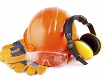 Средства индивидуальной защиты строителей