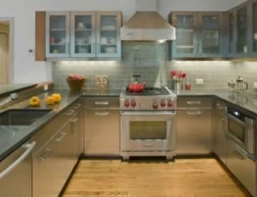 Алюминиевые фасады для кухни: почему они лучшие?
