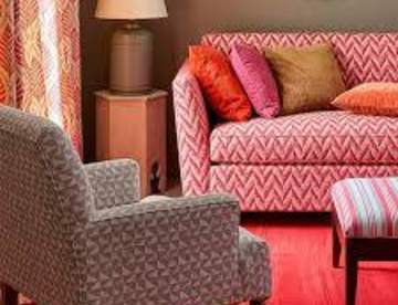 Какие виды тканей чаще всего используются для обивки мебели